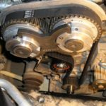Замена ремня ГРМ Форд Фокус 2