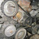 Замена цепи ГРМ Форд Транзит
