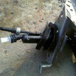 Замена главного цилиндра сцепления Форд Фокус